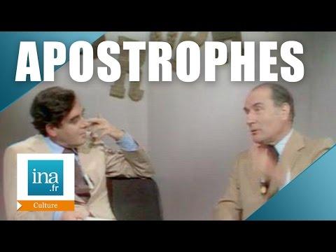 Xxx Mp4 Apostrophes François Mitterrand Répond à Bernard Pivot Archive INA 3gp Sex