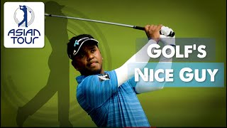 Siddikur Rahman's golf feature story