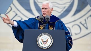 Notre Dame Commencement 2017: Vice President Mike Pence