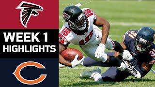 Falcons vs. Bears | NFL Week 1 Game Highlights