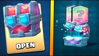 DRAFT CHEST OPENING :: Clash Royale :: TWO LEGENDARY CARDS IN ONE DRAFT CHEST?