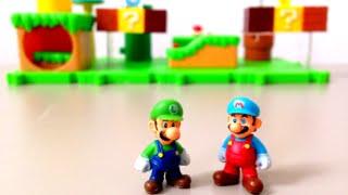 Super Mario and Luigi Playset