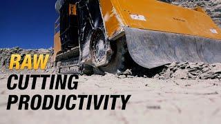 T1255 Commander® 3 Terrain Leveler® surface excavation Machine | Vermeer Surface Mining