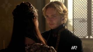 """Reign 2x22 """"Burn"""" - Mary and Francis speak"""