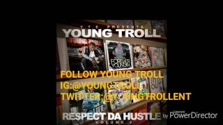 Young Troll Diss Scotty Cain and Dame Cain (they talking bout me)
