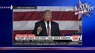 Donald Trump Admits He