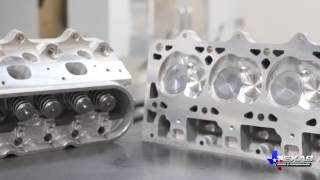 Texas Speed & Performance PRC Cylinder Heads
