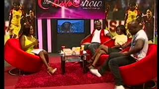 Diva Show - Meet up with Bukom Banku and Ayittey Powers - 15/2/2014