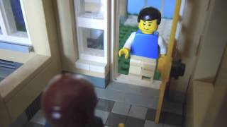 Lego Left Behind: The Young Trib Force Episode 1 - The Vanishings Part One