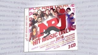 Publicité compilation NRJ Hit Music Only 2016 - LaBanqueMedia