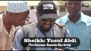 People suffering luck of water by sheikh yusuf abdi