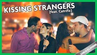 KISSING STRANGERS DRUNK (feat. Catrific) | Chris Klemens