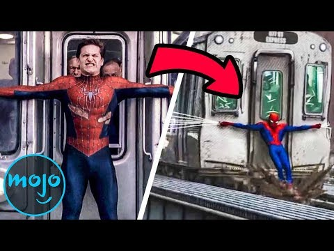 Xxx Mp4 Top 10 Things You Missed In Spider Man Into The Spider Verse 3gp Sex