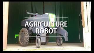 Agriculture Robot SITIA