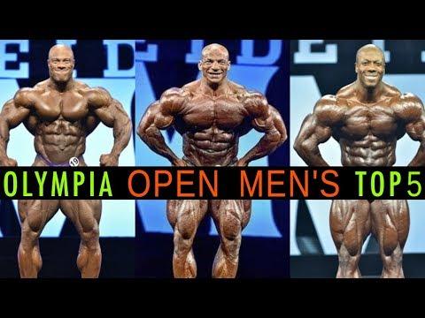 MR OLYMPIA 2017: Flex Lewis & PHIL HEATH wieder MR. O? PROGNOSE #2