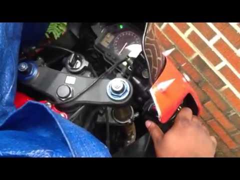 Honda Cbr 600rr won't start new battery and starter please