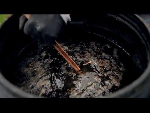 How To Make Liquid Fertiliser & Black Gold