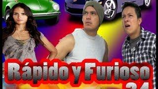 Rapido y Furioso (Parody) - Sketch