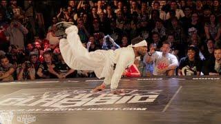 World Bboy Classic 2012 Rotterdam 2on2 Breakin Battle WBC | YAK FILMS