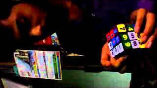 Rubix cube Apurba Bakchi