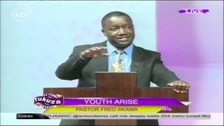 Youth Arise:  Pastor Fred Akama with the Sunday Sermon on KTN Tukuza Show