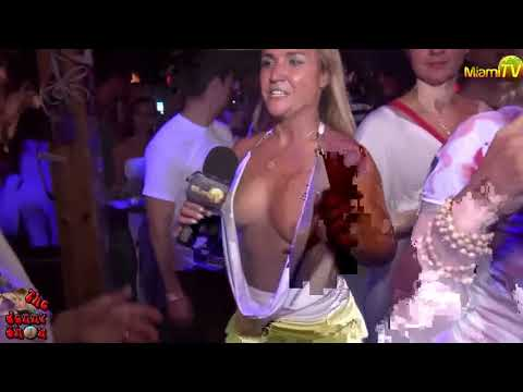 Jenny Scordamaglia Full Moon Party Interview dance