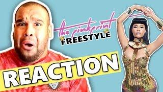 Nicki Minaj - The Pinkprint Freestyle [REACTION]