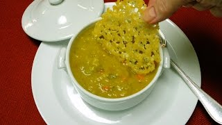 My Favorite Split Pea Soup, or In Praise of Ham Bones!