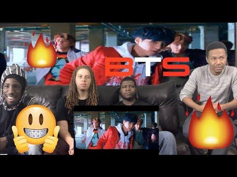 BTS 방탄소년단 'Not Today' Official MV REACTION VIDEO!!