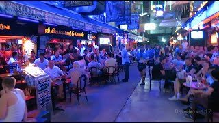 BANGKOK GAY NIGHTLIFE!!