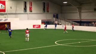 JaHbat F.C. U17/18 vs. CFJN 9-1 2nd Half