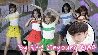 Oh My Girl (오마이걸)_One Step, Two Steps 한발짝 두발짝(by Jinyoung, B1A4)