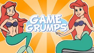 Game Grumps Animated - Bloated Mermaid