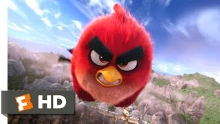 Angry Birds - Red Flies Scene (8/10)   Movieclips