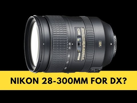 Nikon 28-300mm vs Nikon 55-300mm for Nikon DX Cameras (Nikon D7200 D5600 D3400)