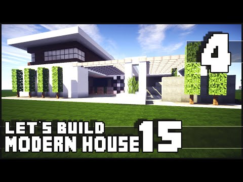 Xxx Mp4 Minecraft Lets Build Modern House 15 Part 4 Download 3gp Sex