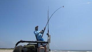 Shark Fishing Texas April 2014