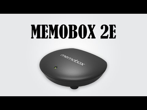 MEMOBOX 2E - Android 6.0 TV Box / World-first aggregated video search engine / 1GB RAM + 8GB storage