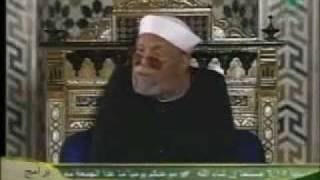 الشعراوي وطلب المدد من الاموات !!