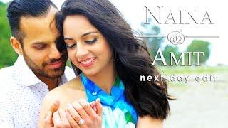 Naina & Amit NDE - GLIMMER FILMS