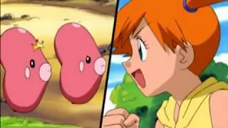 Pokemon Misty and Daisy vs Cassidy and Butch