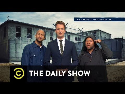 The Daily Show Previously Incarcerated Citizens Reject Their Right to Vote