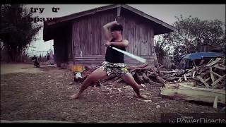 training tua ntaj tubzeb vwj (sword)
