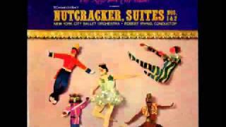 Tchaikovsky / Robert Irving, NYC Ballet Orchestra, 1959: Nutcracker, Suites 1 & 2, Complete