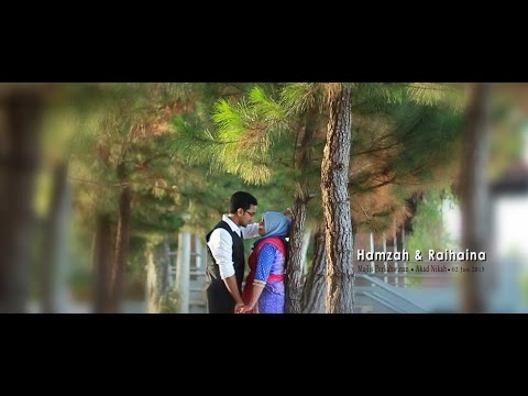 Hamzah&Raihana : Indian Muslim wedding highlight by Digimax Video productions