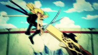 ⇨AMV WORLD⇦ 2013 AMV - Need To Be Stronger | Dedicated to Zoro