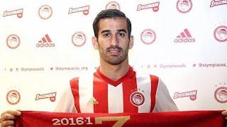 Ehsan HAJSAFI | Welcome To Olympiakos FC | Iran |Overall Performances