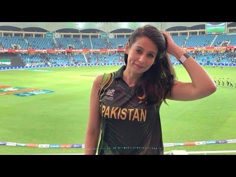 Xxx Mp4 Beautiful Famous Pakistani Rizla Rehan Watching PSL 4 In Dubai Special Interview 3gp Sex