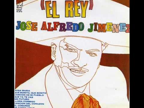 José Alfredo Jimenez El Rey Álbum DESCONOCIDO