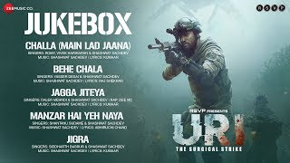 URI - The Surgical Strike | Audio Jukebox | Vicky Kaushal & Yami Gautam| Shashwat S & Aditya D
